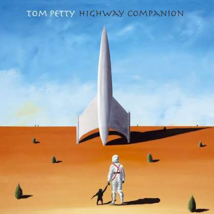 Tom Petty - Highway Companion cover