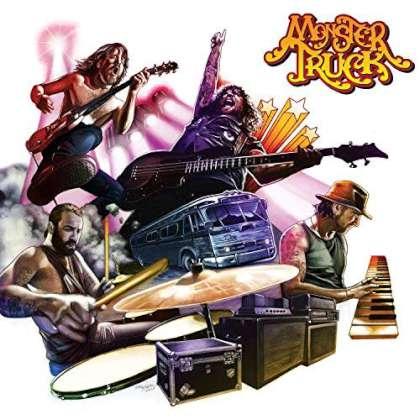 Monster Truck - True Rockers cover