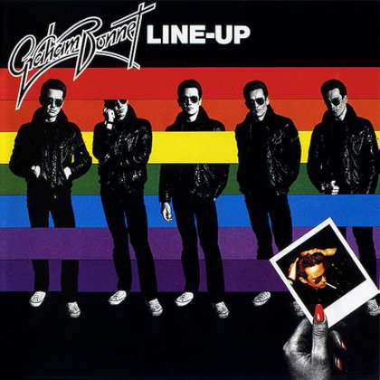 Graham Bonnet - Line-Up cover