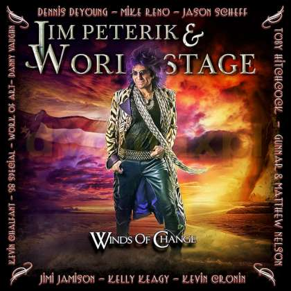 Jim Peterik & World Stage - Winds Of Change cover