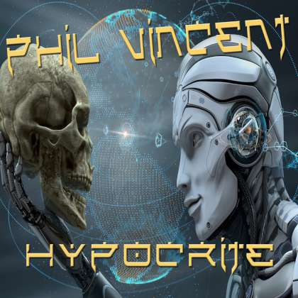 Phil Vincent - Hypocrite cover