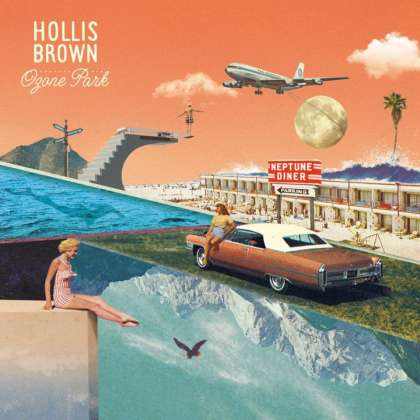Hollis Brown - Ozone Park cover