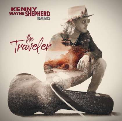 Kenny Wayne Shepherd Band - The Traveler cover