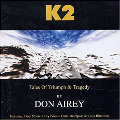 Don Airey - K2 Tales Of Triumph And Tragedy cover