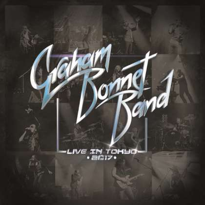 Graham Bonnet Band – Live In Tokyo 2017 cover