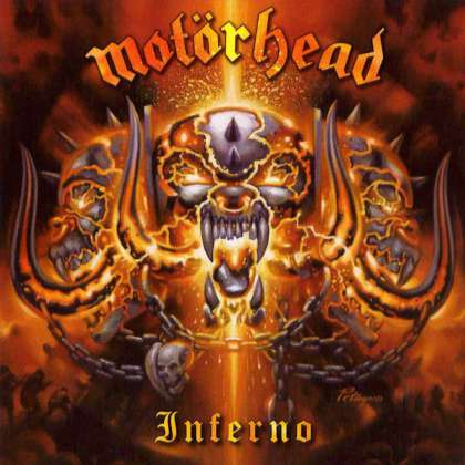Motörhead - Inferno cover