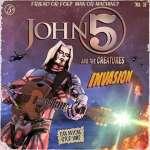 John 5 & The Creatures - Invasion cover