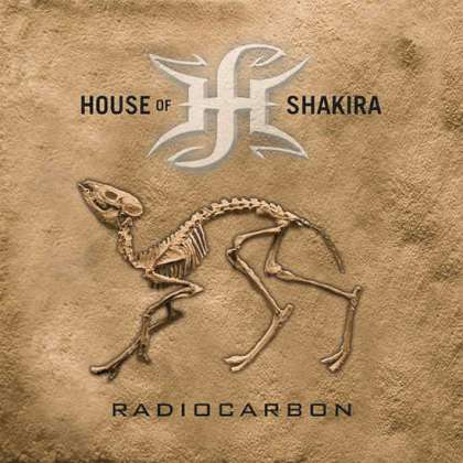 House Of Shakira - Radiocarbon cover