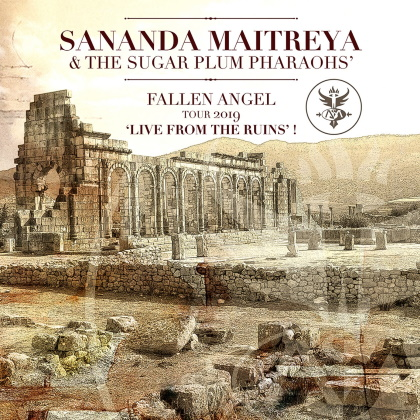 Sananda Maitreya - Live From The Ruins! cover