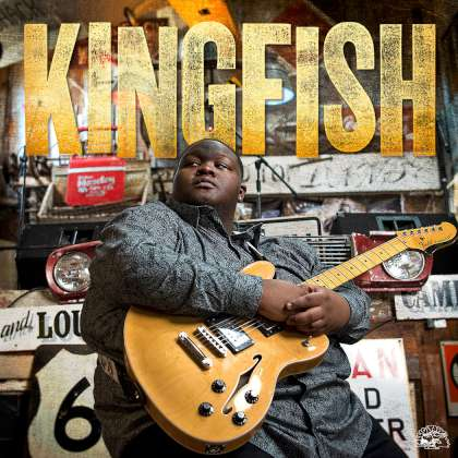 "Christone ""kingfish"" Ingram - Kingfish cover"