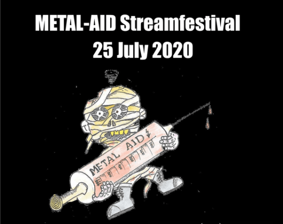 Logo Metal-Aid Festival