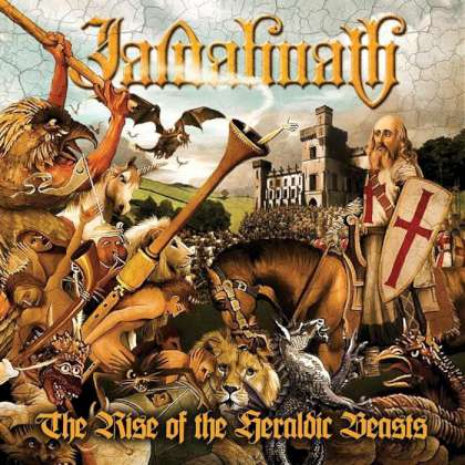 Jaldaboath – Rise Of The Heraldic Beasts cover