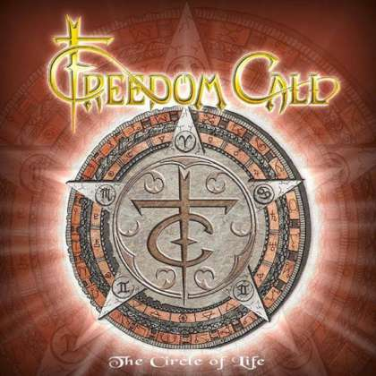 Freedom Call - The Circle Of Life cover