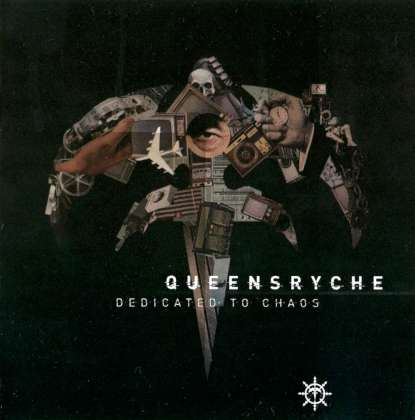 Queensrÿche - Dedicated To Chaos cover