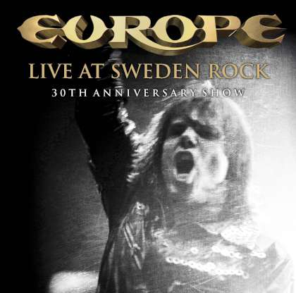 Europe - Live At Sweden Rock cover