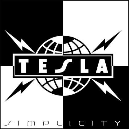 Tesla- Simplicity cover