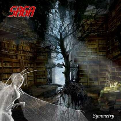 Saga - Symmetry cover