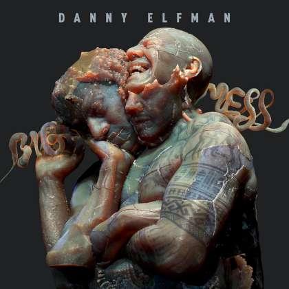 Danny Elfman - Big Mess cover