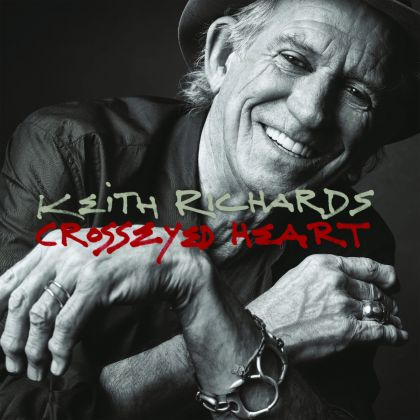 Keith Richards - Crosseyed Heart cover