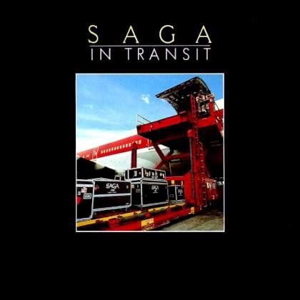 Saga - In Transit cover
