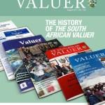 SA Valuer Cover