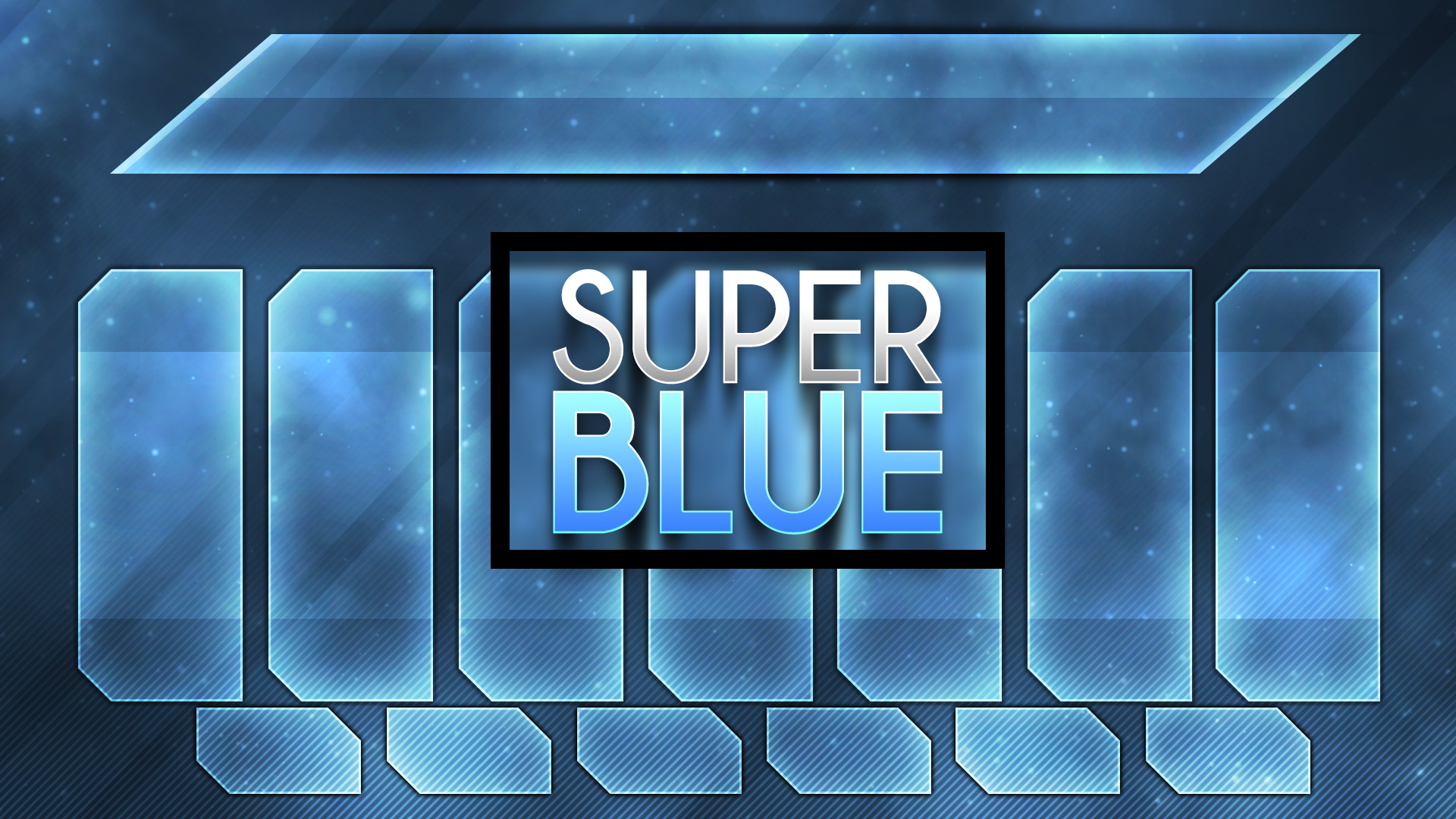 SuperBlue Forecast Template