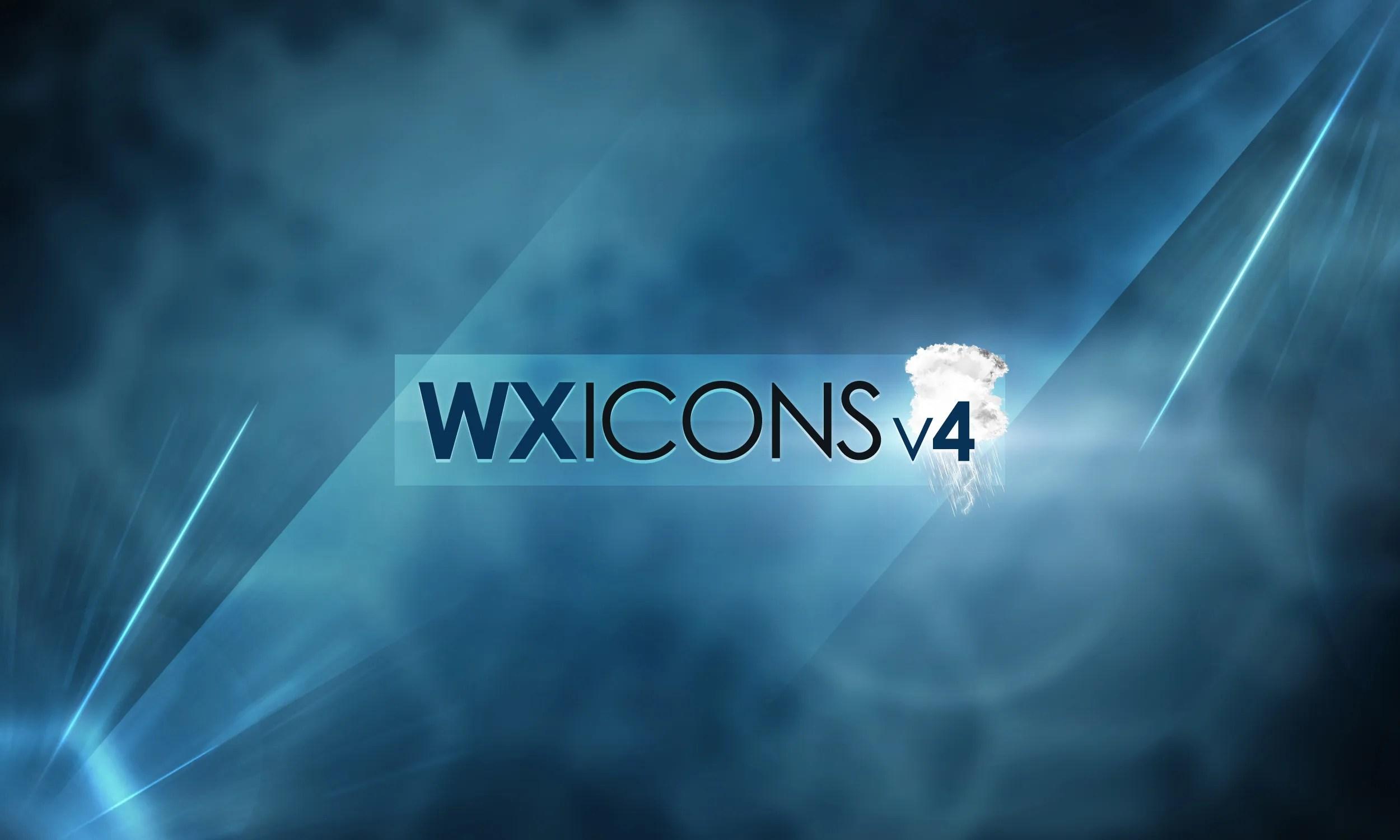 WxIcons v4