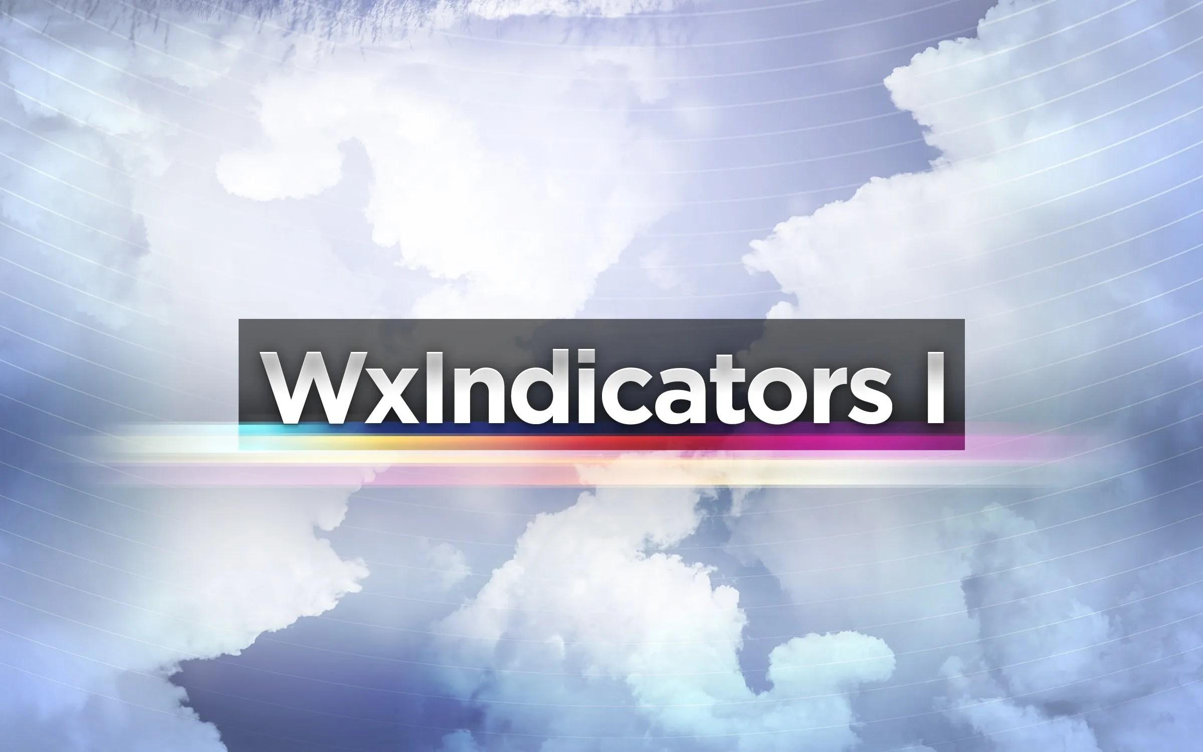 WxIndicators I Cover