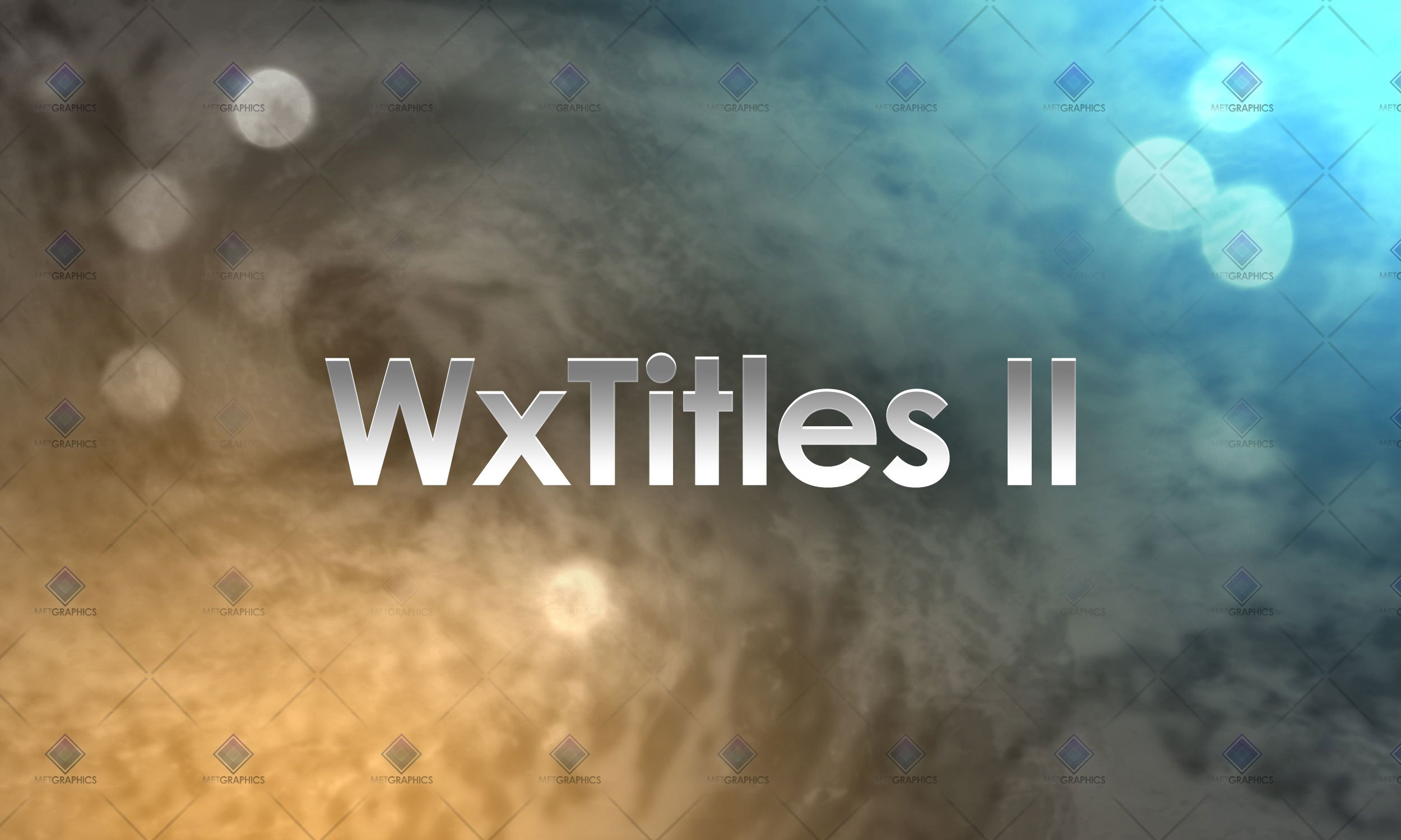 WxTitles Cover II