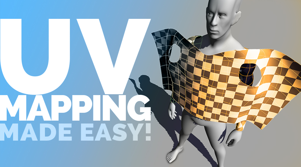 easy UV mapping in Maya