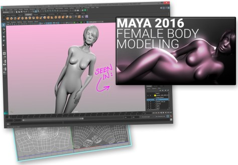 download complete female character mesh icon