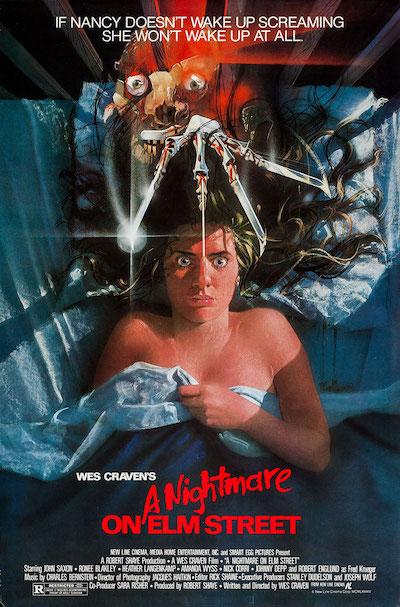Nightmare on Elm Street poster