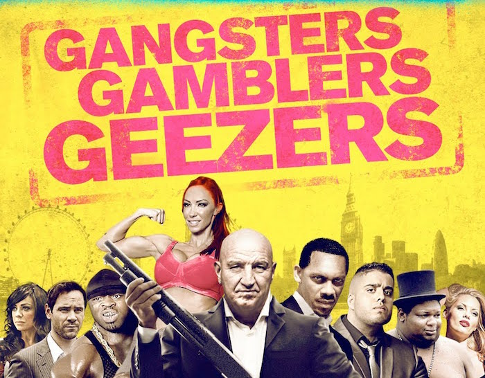 gangsters gamblers and geezers poster