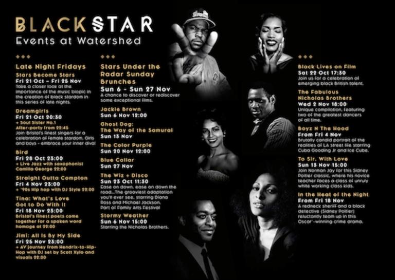 blackstar events
