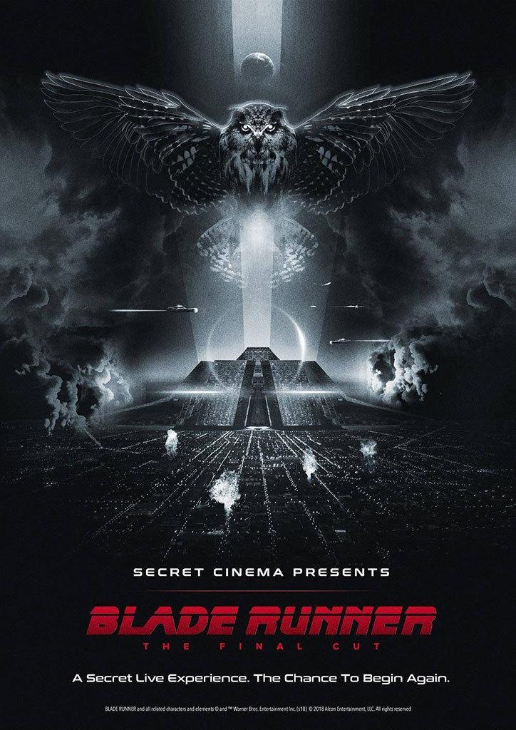 secret-cinema-blade-runner poster