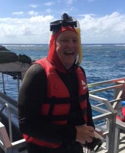 dad snorkel
