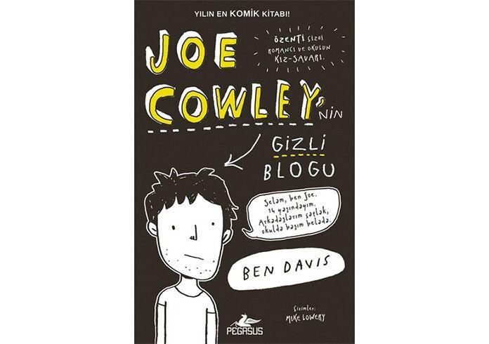Joe Cowley'nin Gizli Blogu- Ben Davis