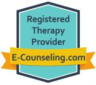 E-Counseling.com Registered Therapy Provider