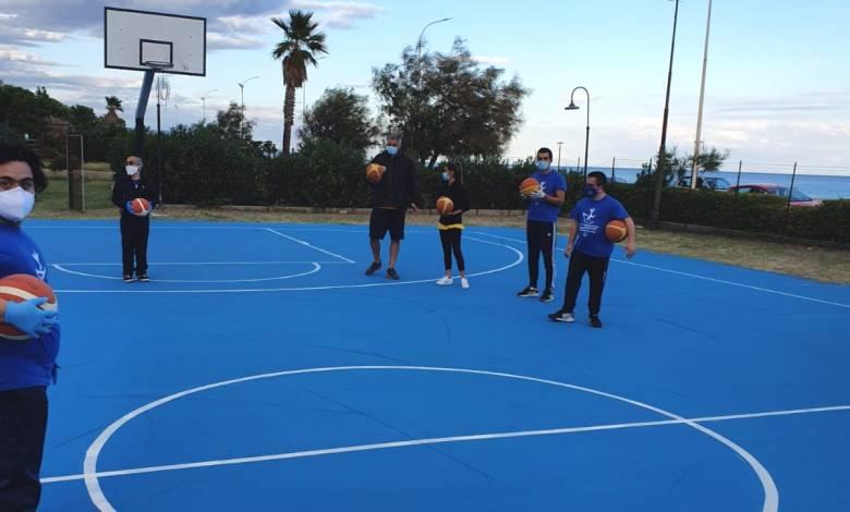 Photo of Intitolato il campo da basket di Locri alla fondatrice degli Special Olympics