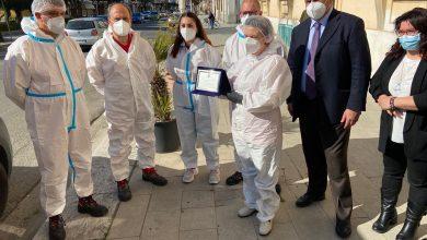 Photo of Vaccini a domicilio a Locri: l'Amministrazione celebra l'impegno della CRI