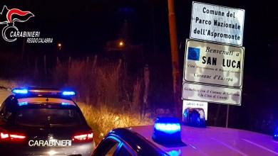 Photo of San Luca, escono di casa nonostante siano positivi al Covid-19: denunciati