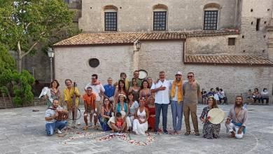 Photo of Gerace: ottimo successo per il Flash mob dell'amore