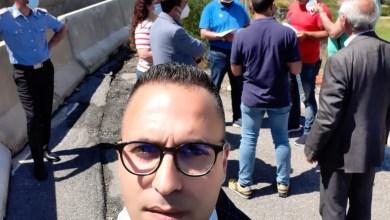 """Photo of Rudi Lizzi: """"Consegnati i lavori della Locri-Gerace"""""""