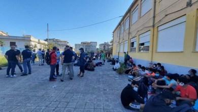 Photo of Sbarcati 80 migranti a Bianco