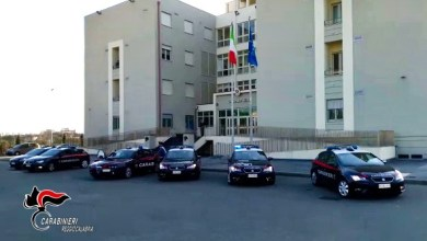 Photo of Sbarco ad Ardore Marina: i Carabinieri fermano due scafisti