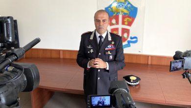 Photo of Il Colonnello Giovanni Capone alla stampa: «Abbiamo fatto parte della stessa squadra»
