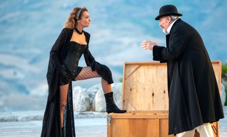 """Photo of Va finalmente in scena a Locri e Roccella Jonica il """"Tieste"""" del TCA"""