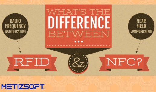 Difference between RFID and NFC system : RFID Vs NFC