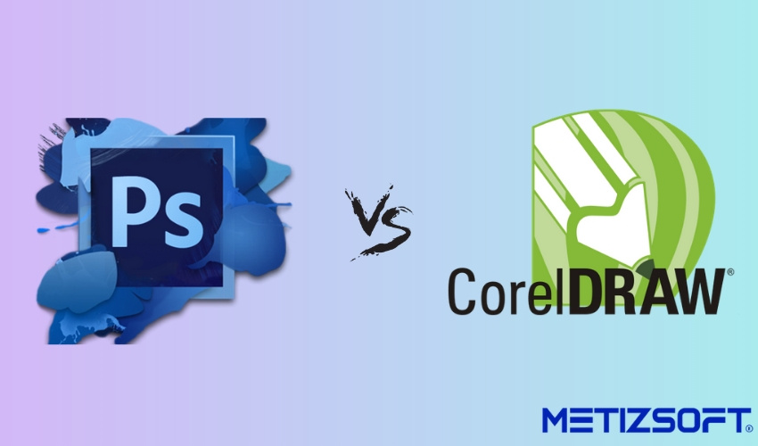 Which One Is Better For Web Designers : Coreldraw Or Adobe Photoshop?