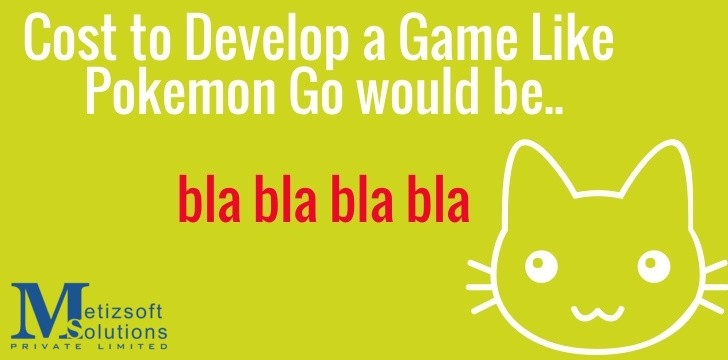 How Much Does It Cost To Develop A Game Like Pokemon Go